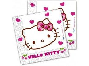 Servitky Hello Kitty 33cm, 20ks v balení