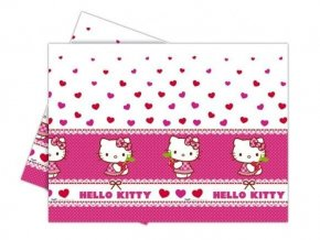 Obrus Hello Kitty 120x180cm