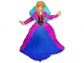 Fóliový balón Anna Frozen 70cm