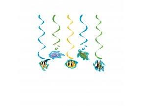 Špirály Ocean 5ks v balení