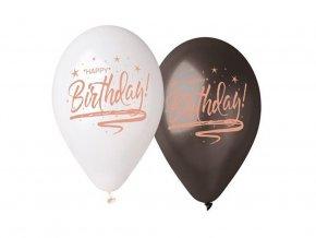 eng pl Happy Birthday Balloons 33 cm 5 pcs 33445 1