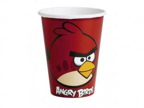 Pohár Angry Birds 250ml, 8ks v balení