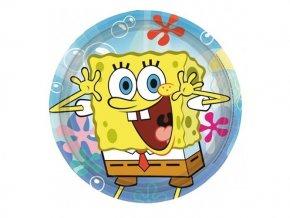 Tanier Spongebob 23cm, 8ks v balení