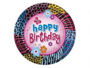 Tanier Wild Happy Birthday party