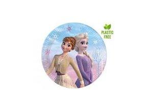 eng pl Paper plates Frozen 2 23 cm 8 pcs 42443 1