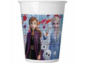 Pohár Frozen 8ks v balení