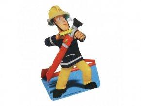 Pozvánky Požiarnik Sam 8ks v balení