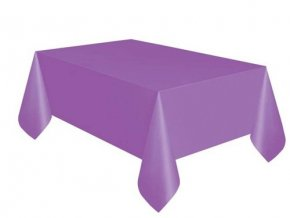 eng pm Pretty Purple Tablecover 137 x 274 cm 1 pc 25603 1