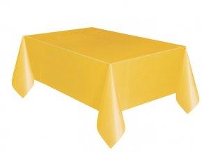 eng pl Sunflower Yellow Tablecover 137x274 cm 25301 3