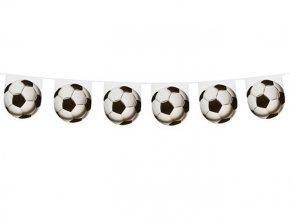 Girlanda Futbal 25x310cm