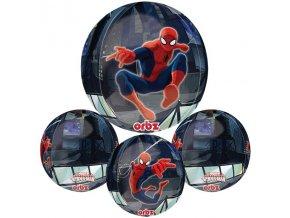Fóliový balón Spiderman 38x40cm