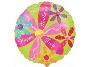 Fóliový balón Deň Matiek 45cm