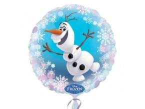 Fóliový balón Olaf Frozen 47cm