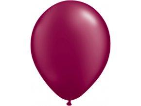 11 pearl burgundy latex balloons 2 66006.1530020304.386.513