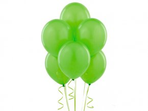 "Latexový balón 12"" pastel bright green"