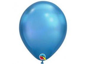 11 inch es chrome blue kek kerek lufi q58272