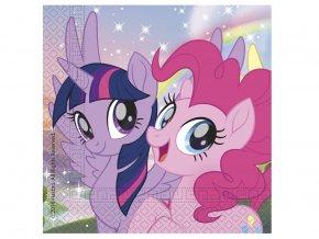 eng pl Lunch napkins Pony Friends 33 cm 20 pcs 32163 1