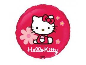 Fóliový balón Hello Kitty 46cm