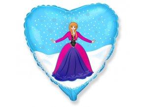 Fóliový balón Frozen Alexia 46cm