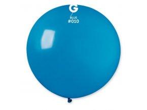 Jumbo balón modrý 0,85m