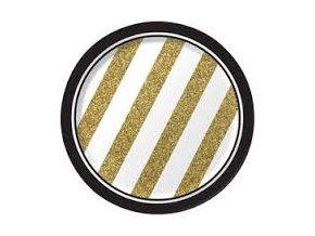 Tanier Black&gold malý 8ks v balení, 18cm