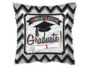 "Fóliový balón Graduate 18""inch"