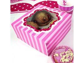 Box na muffinky 2ks v balení