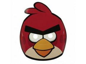 Maska Angry Birds 6ks v balení