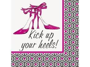 Servitky Kick up your heels! 16ks v balení