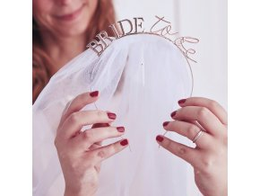 hn 819 bride to be veil min