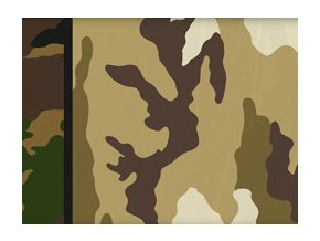Obrus Military party 137x213cm