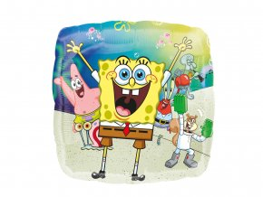 eng pl Spongebob Joy Foil Balloon 43 cm 46179 2