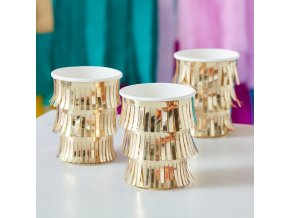 mix 425 gold fringe paper cups min