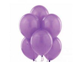 "Latexový balón 12"" pastel levanduľa 6 ks v balení"