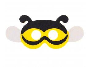 maska pszczolki