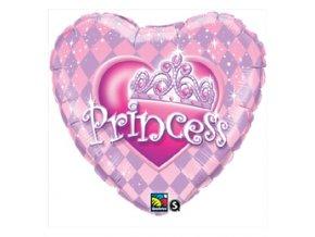 Fóliový balón Princess