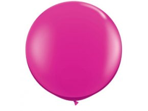 Jumbo balón latexový magneta 0,95m