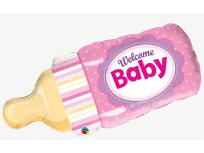 420 4202182 17173 16470b bpng welcome baby bottle balloon