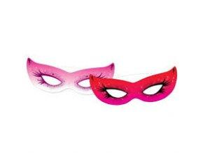 Masky Hen party 6ks v balení