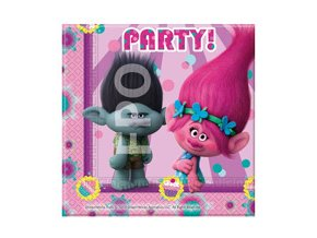 eng pm Lunch napkins Trolls 33 cm 20 pcs 22982 1