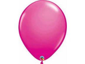"""Latexový balón 15"""" cyklamenový 6ks v balení"""