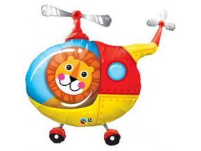 35 inch es lion helicopter pilot folia lufi q25266