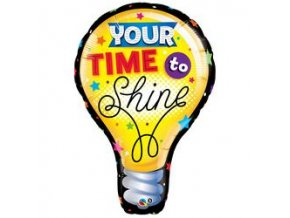 40 inch es your time to shine ballagasi folia lufi q23922