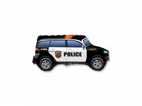 eng pl Police Shape Foil Balloon 79 x 52 cm 1 pc 45271 1