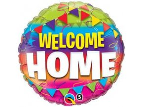 18 inch es welcome home pennants folia lufi q45245