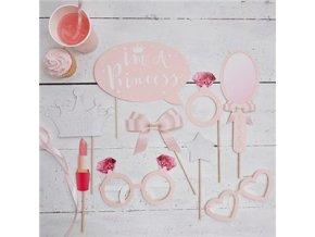 Princess Perfection Photo Booth Props PRPEPHOT v1 a1
