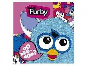 Servitky Furby, 20 ks v balení
