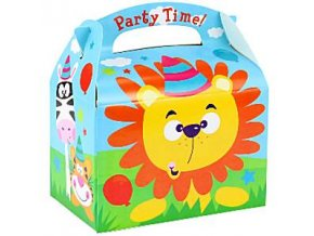 jungle party box boxp021 v2