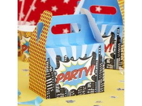 pop art superhero party boxes popabox v2 ps13