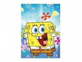 Taštičky Spongebob 6ks v balení